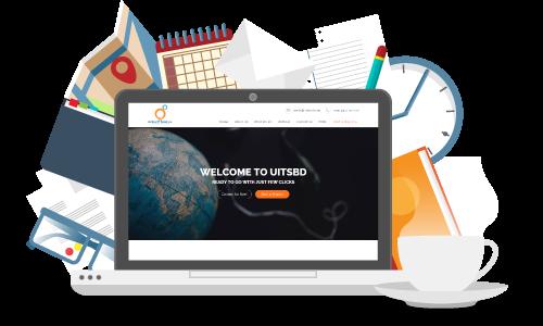 professional affordable responsive wordpress web development company bangladesh
